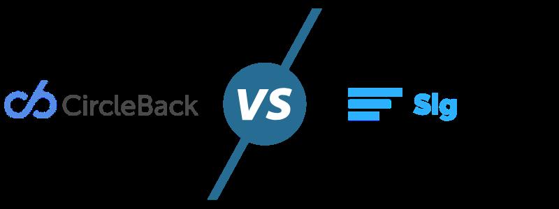 CircleBack vs SigParser