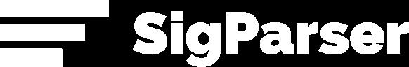 SigParser logo